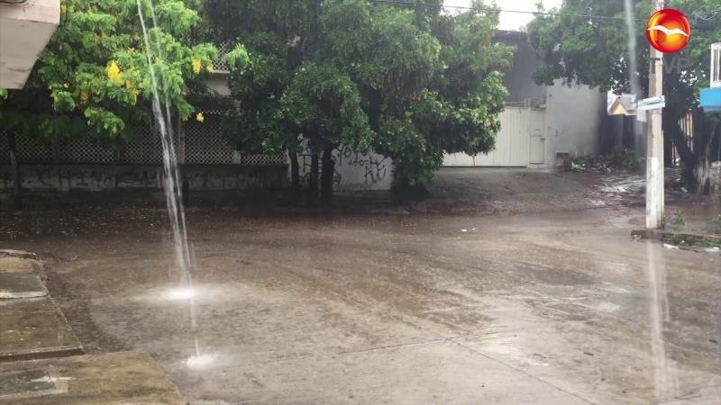 Se pronostican lluvias en la zona sur: Meteorológico