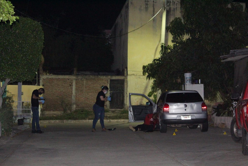 """Una persona  es asesinada  en la """"Salvador Alvarado"""""""