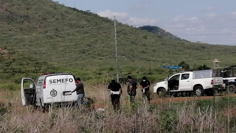 Encuentran a una persona asesinada al sur de Culiacán