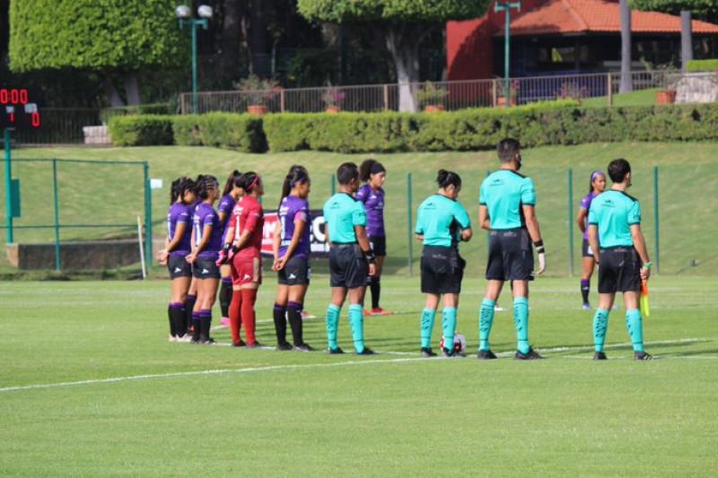 Mazatlán F.C. Femenil cae en su debut ante las Rojinegras de Atlas