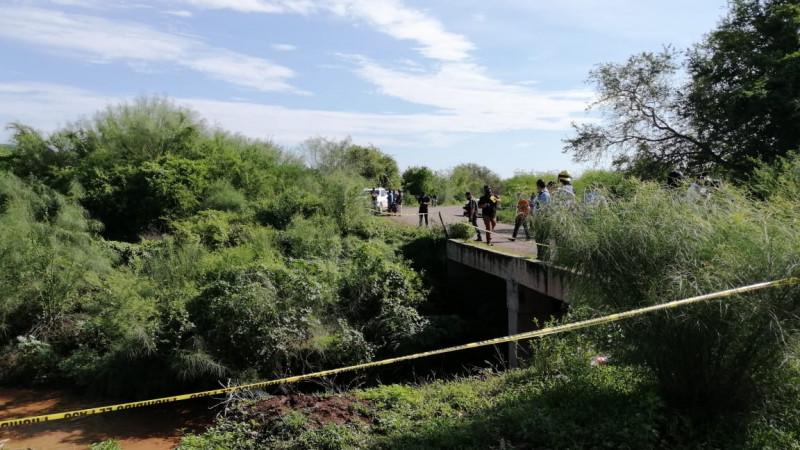 Fallece joven tras volcarse al interior del canal El Tule