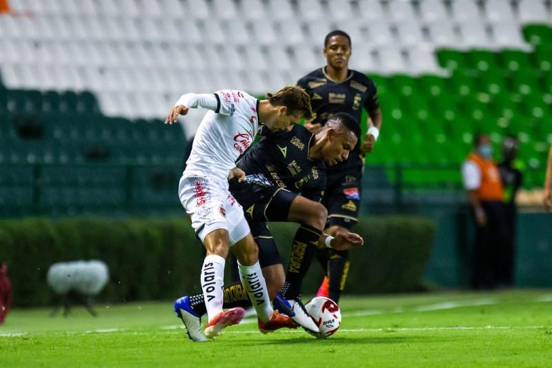 León derrota 2-1 a Xolos en el cierre dela fecha 5
