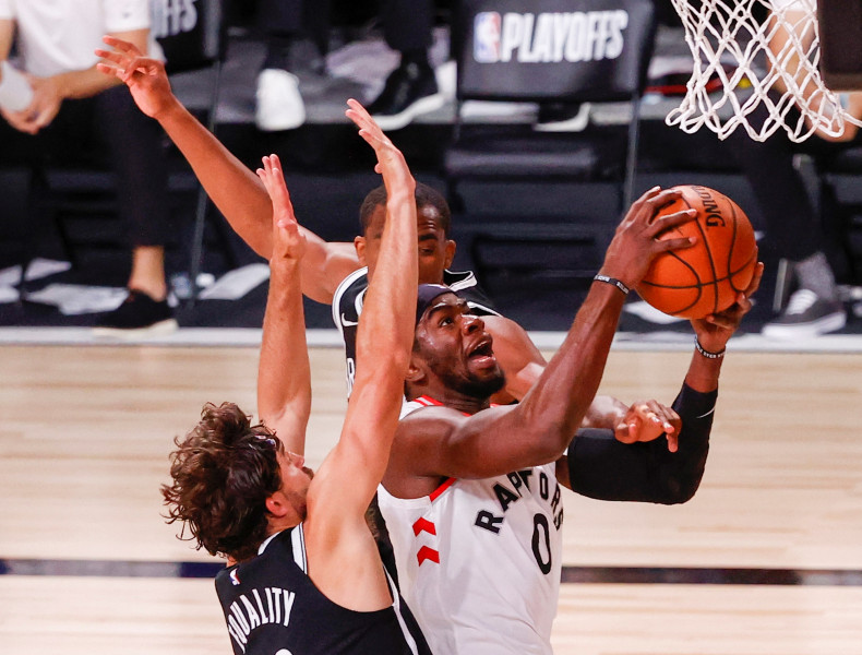 Los Raptors ganan el primero en el Playoffs