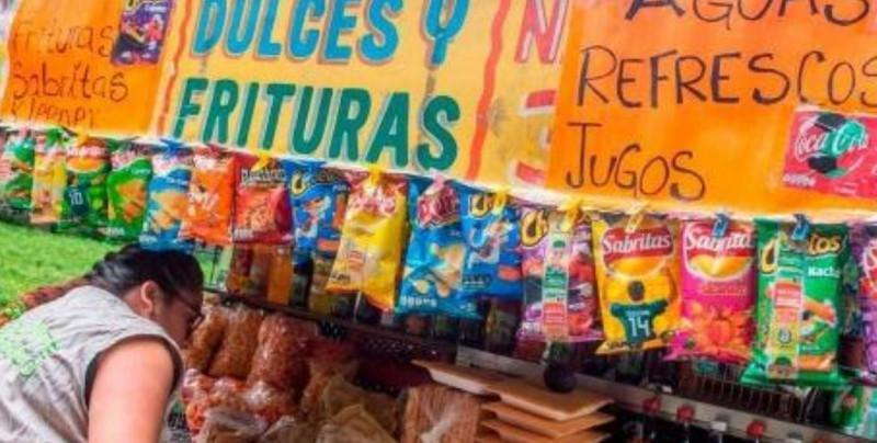 Primero Oaxaca y ahora Tabasco prohibe la venta de alimentos chatarra a menores de edad