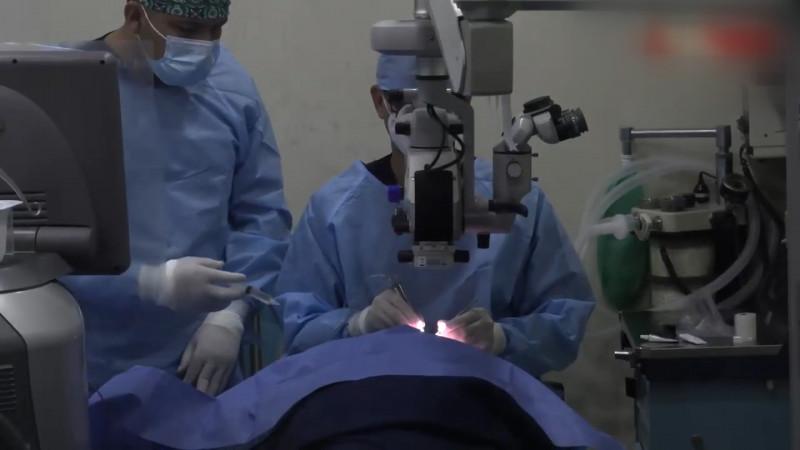 Aplican cirugías de cataratas gratuitas