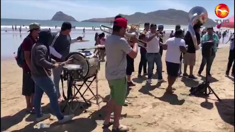 Ayuntamiento sanciona a negocios y bandas musicales en Mazatlán