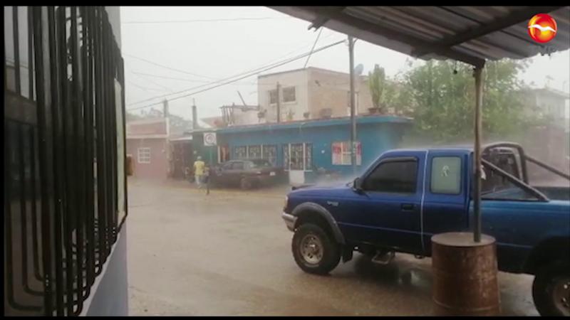 """""""Genevieve"""" se intensifica a categoría 4: Meteorológico"""