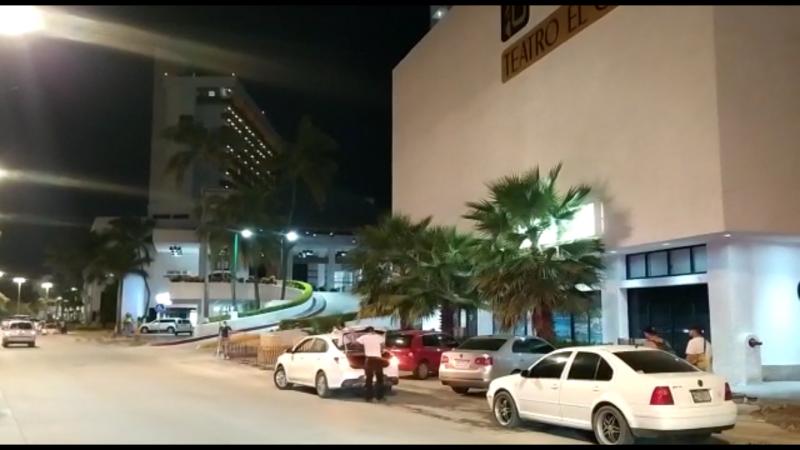 Muere turista en alberca de hotel de Mazatlán