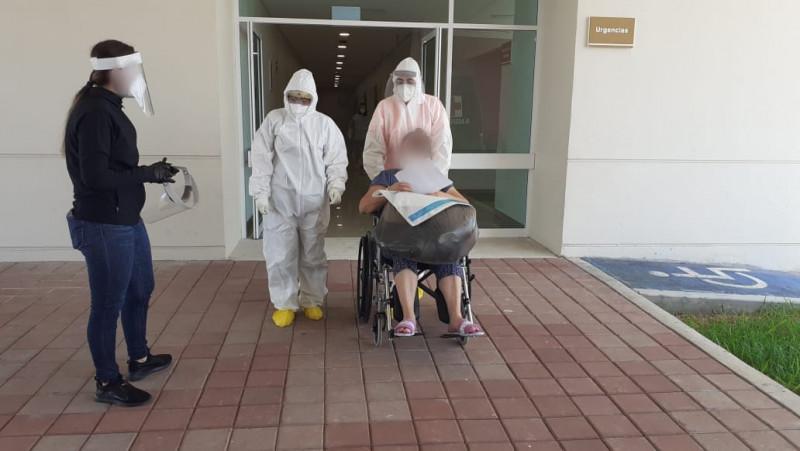 Hospitales INSABI de Sinaloa, continúan apoyando a personas con covid-19