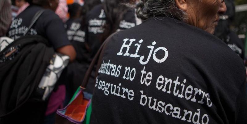 Más de 73 mil personas están desaparecidas en México: Registro Nacional de Personas Desaparecidas