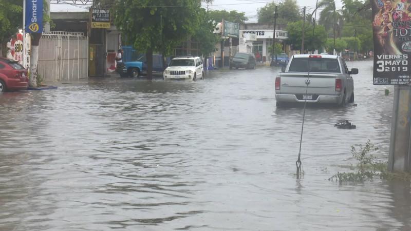 Sinaloa alista acciones en temporada de lluvias