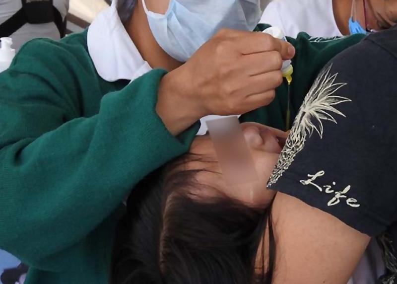 Llama el IMSS a padres de familia a vacunar a sus hijos