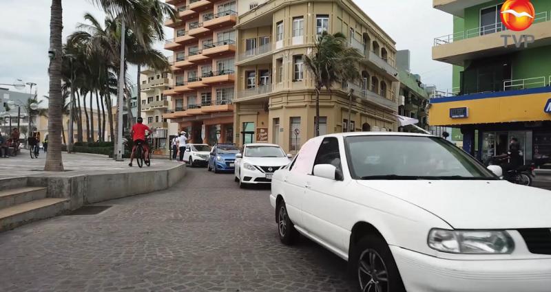PAS Mazatlán participa en caravana simultánea de apoyo