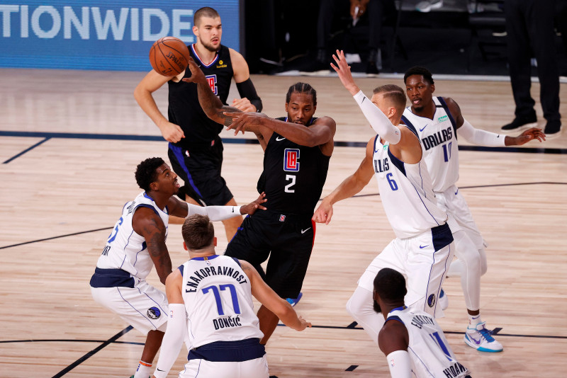 Mavericks empata la serie ante Clippers