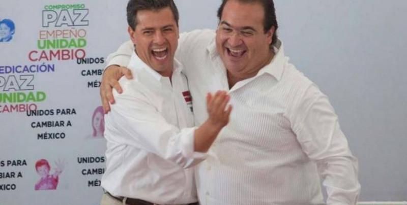 Te mostramos el Ferrari que Javier Duarte le regaló a Peña Nieto, según Lozoya