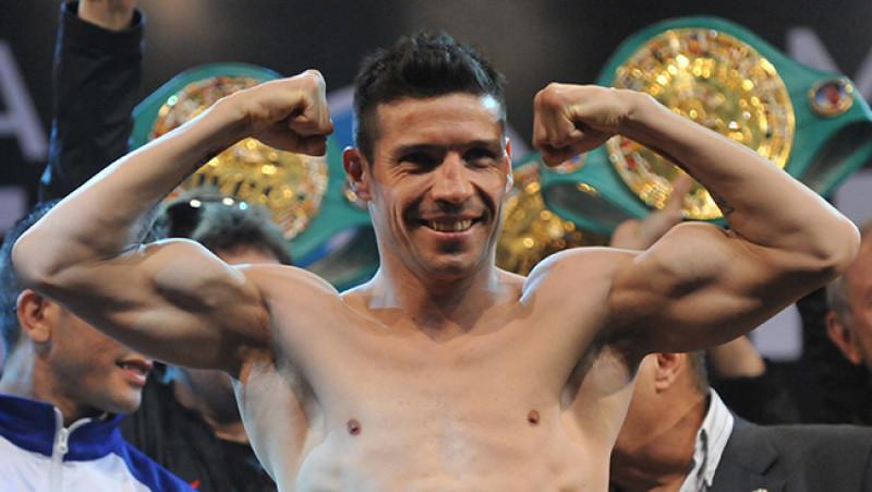 """""""Maravilla"""" Martínez regresa al ring este viernes"""