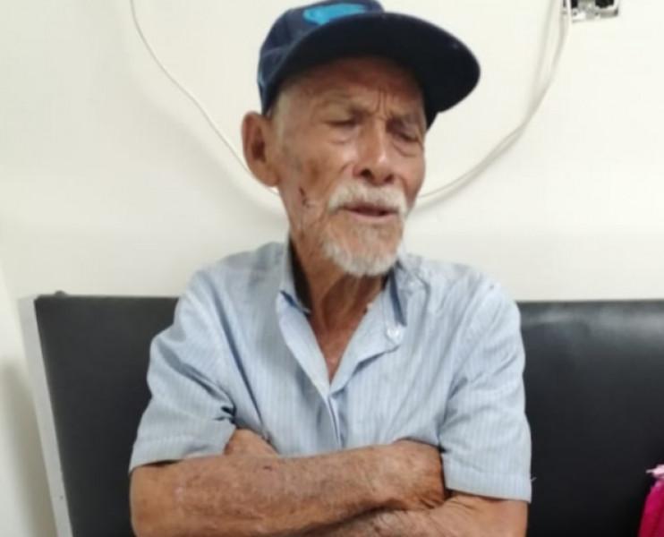 SSP Mazatlán busca a familiares de adulto mayor extraviado