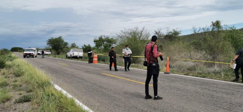 Una persona fue hallada asesinada a golpes en Culiacán