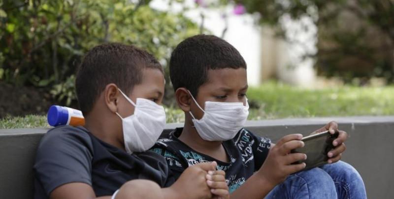 Los niños infectados con Covid-19 tienen mucha más carga viral que los adultos: Journal of Pediatrics
