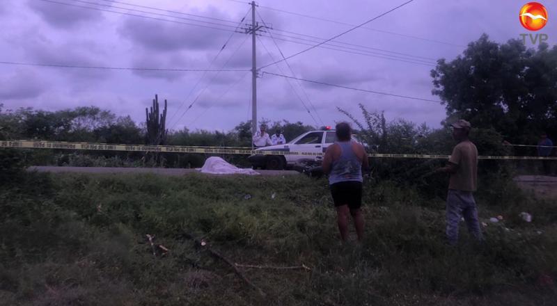 Adulto mayor muere arrollado en Lomas de Monterrey