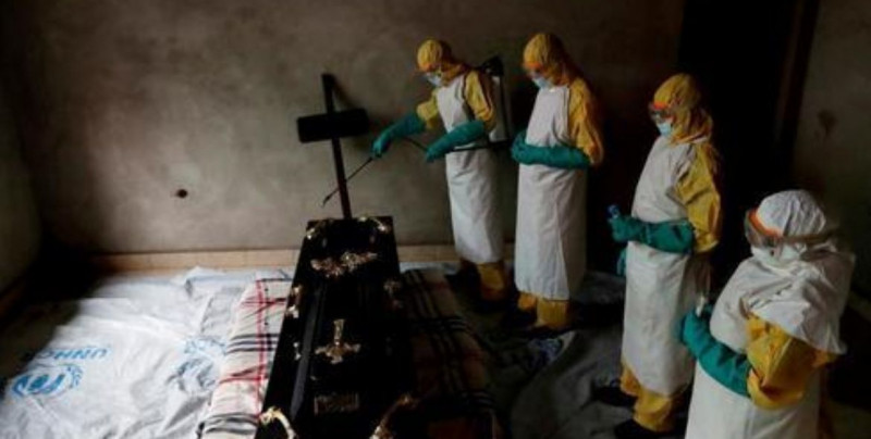 """La crisis de ébola en el Congo """"evoluciona de manera preocupante"""": OMS"""