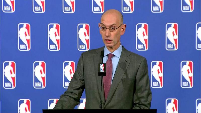 """""""Se retrasara el inicio de la NBA"""" Adam Silver"""