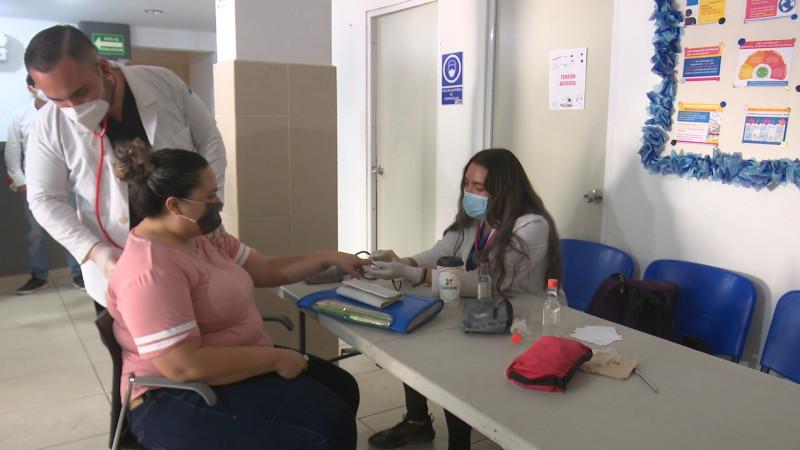 Saldo positivo en campaña de Salud Municipal
