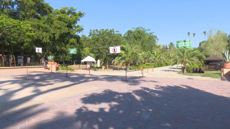 Se evitará el cobro de entrada en el Parque Sinaloa