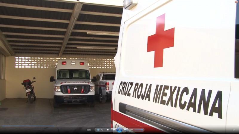 Bajan servicios en Cruz Roja relacionados con Covid 19