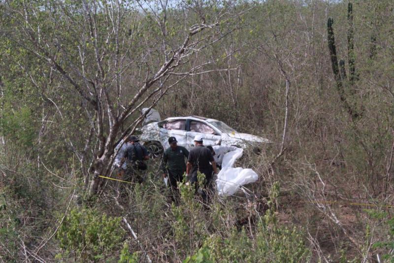 Muere una persona en accidente automovilístico por la Maxipista