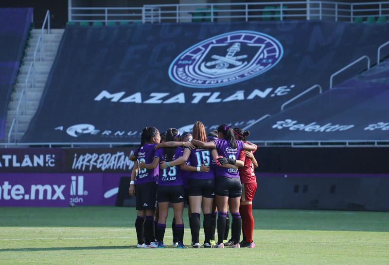 Mazatlán F.C. Femenil cae en su debut como local ante Tigres