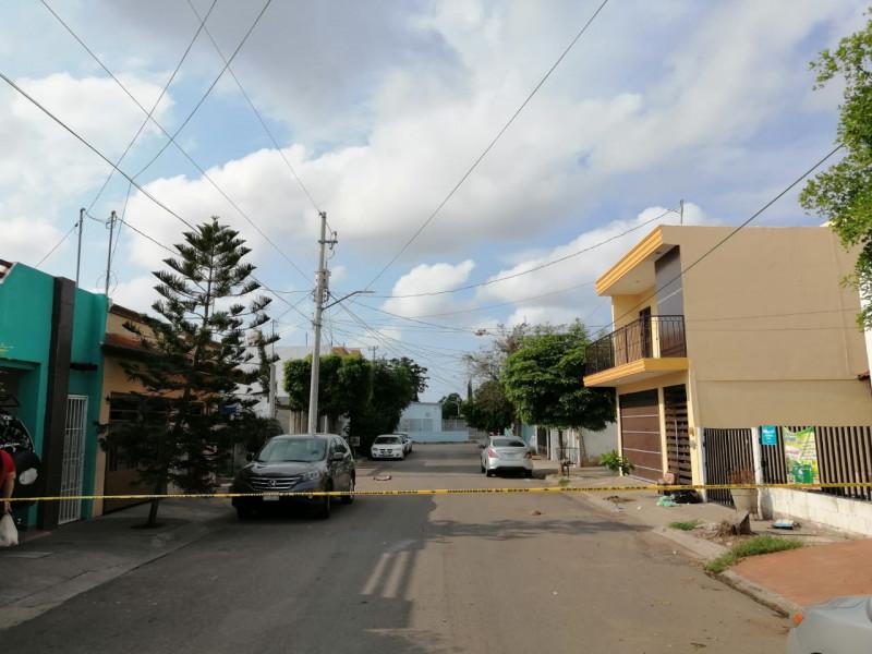 Balacera en Villas del Río, se habla de una persona herida pero no se localizó en el lugar