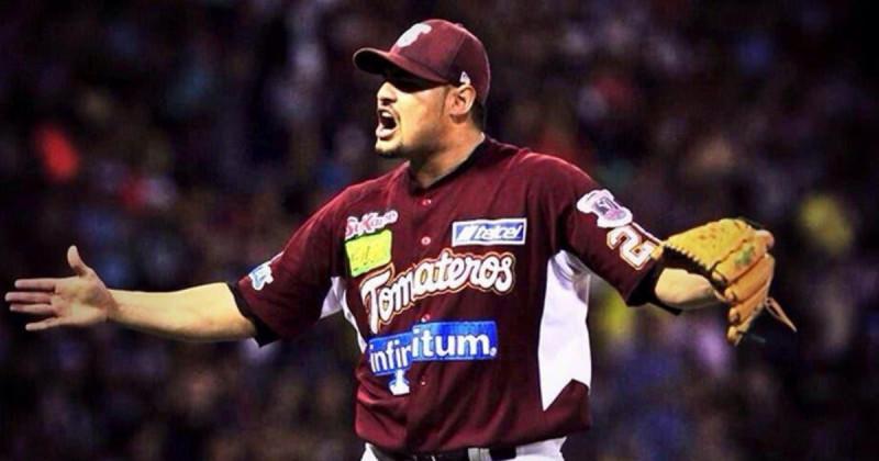 Arnold León listo para regresar con Tomateros