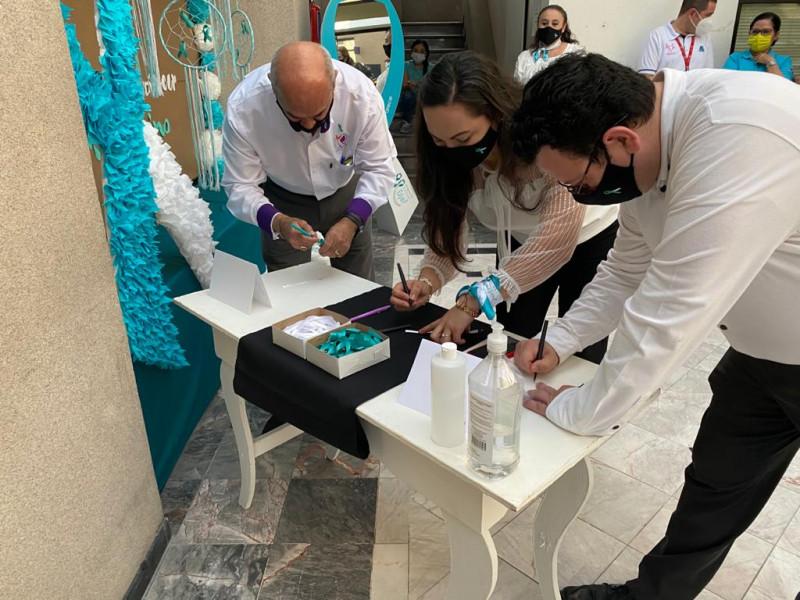 Semana preventiva de cáncer del cuello uterino en Sinaloa