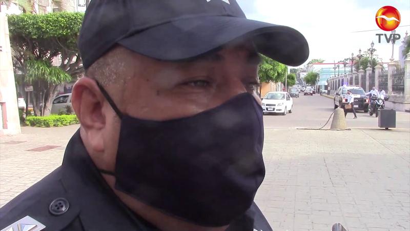 Se mantienen operativos de seguridad en Mazatlán