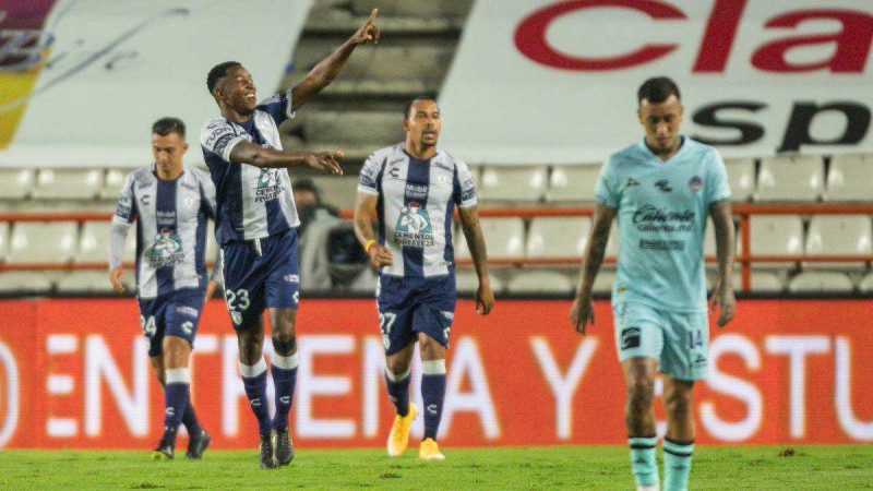 Mazatlán FC pierde ante Pachuca 4-3