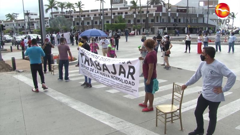 Se complica la reapertura de salones de fiestas en Mazatlán