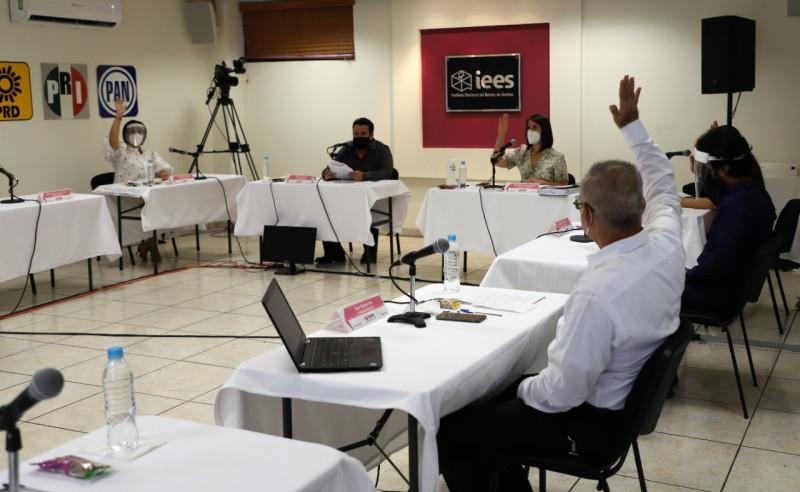 Solicita IEES 417 millones 130 mil pesos de presupuesto para el 2021 justifica el trabajo por elecciones