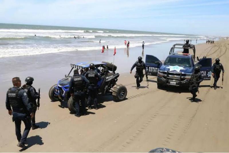 Prohíben a racers, jeeps y motocicletas circular en playas de Rosario