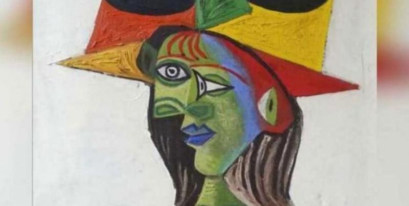 Juez manda a prisión a joven por dañar cuadro de Picasso de 22 millones de dólares