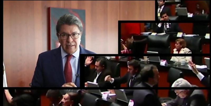Senadores de Morena decidirán este domingo si se lleva a juicio o no a los ex presidentes