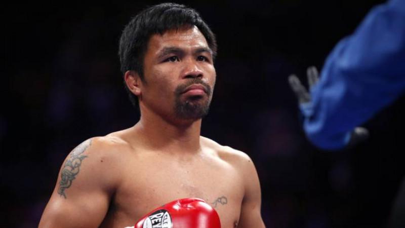 Manny Pacquiao no peleará en este 2020