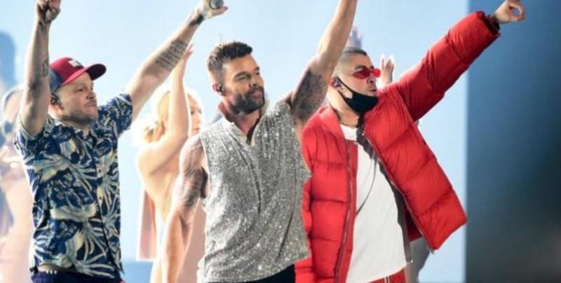 Billboard incluye a Bad Bunny, Residente y Ricky Martin, entre los mejores artistas visuales de todos los tiempos