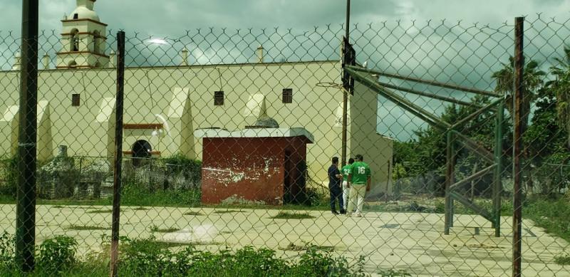 Este viernes inicia la rehabilitación de canchas y espacios deportivos en sindicaturas de Culiacán
