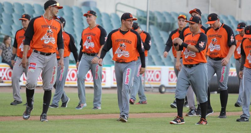 Naranjeros de Hermosillo el primer equipo que abre pretemporada rumbo a la temporada 2020-2021 de la LMP