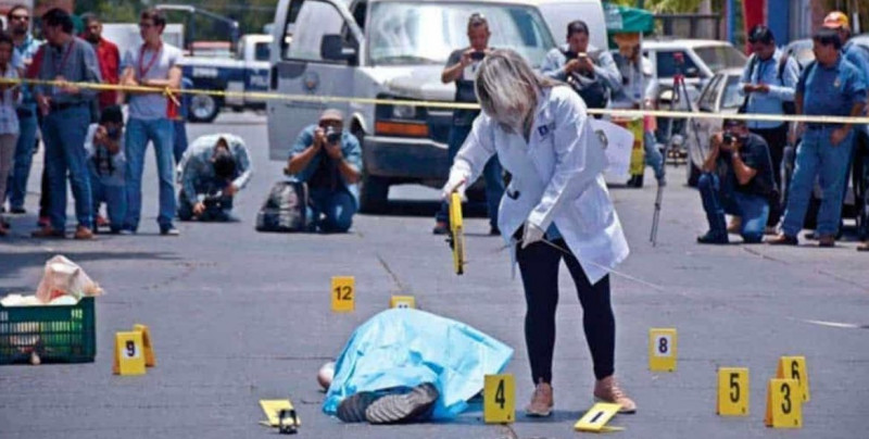 Gobierno mexicano prevé nuevo record de 40 mil homicidios para 2020