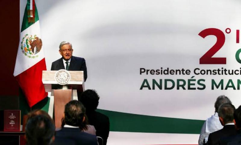 Inconforma a empresarios segundo informe del presidente de la republica