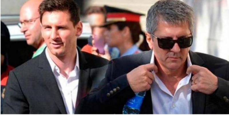 El padre de Messi y el presidente del Barcelona se reunieron para negociar el futuro del argentino