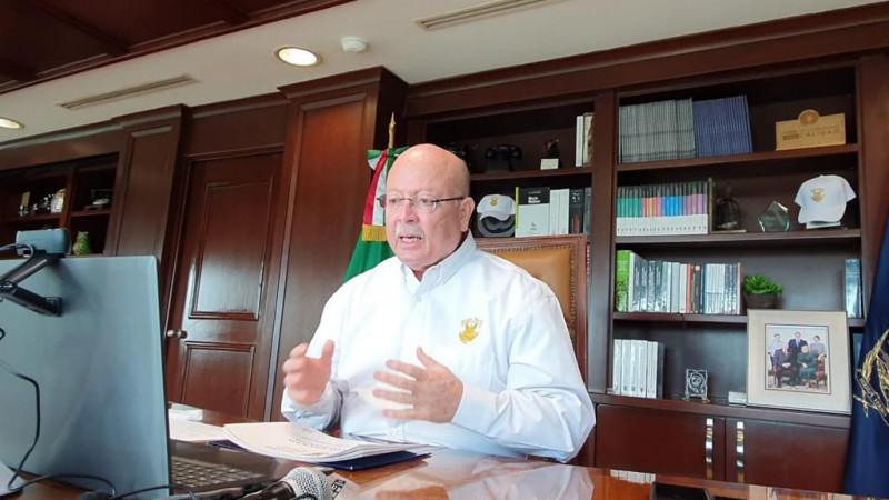 Rector de la UAS seguirá gestionando con resultados para garantizar  quincenas de los trabajadores
