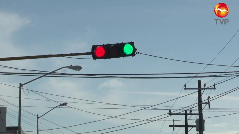 Semáforo confuso